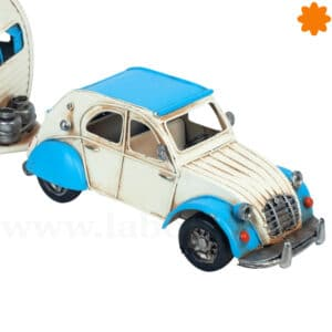 Figura de un Citroën con remolque