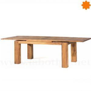 Mesa extensible moderna de madera colección zoom Ref 50025