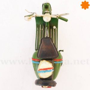 MotoVespa figura decorativa