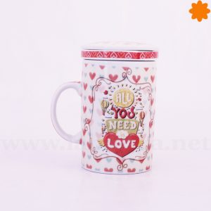 taza Infusionador All you need is love
