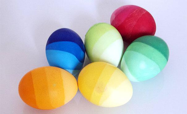mas huevos pintados