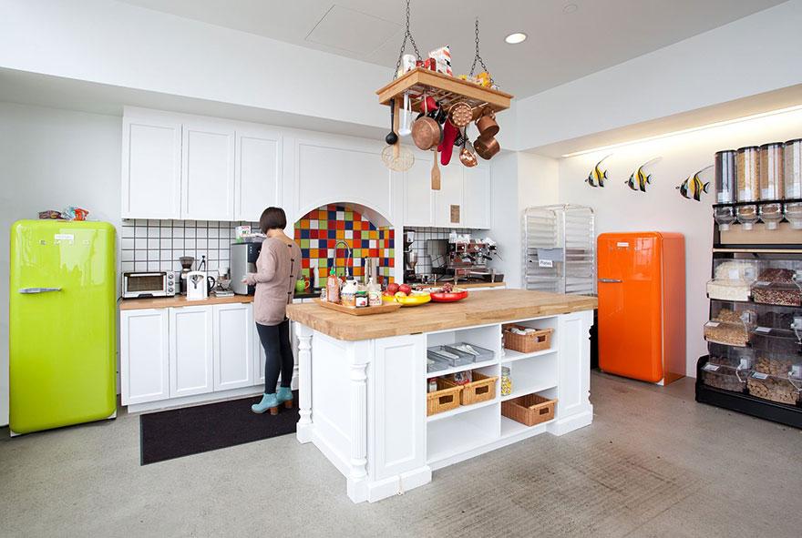 Airbnb cocina