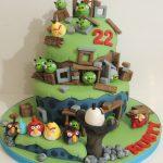 Angry Birds Cakes Como hacer Pasteles de los Angrybirds