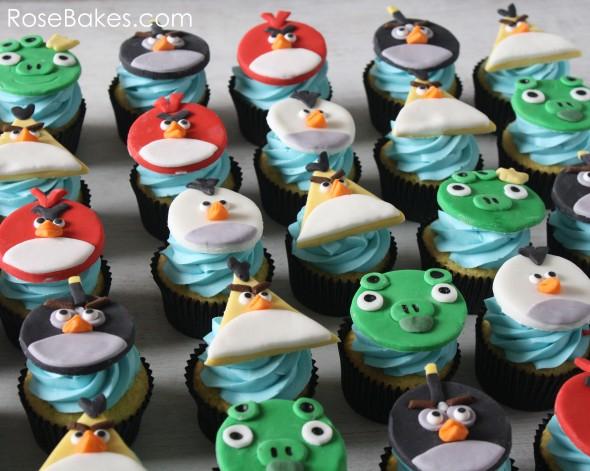 Como decorar cupcakes diivertidos