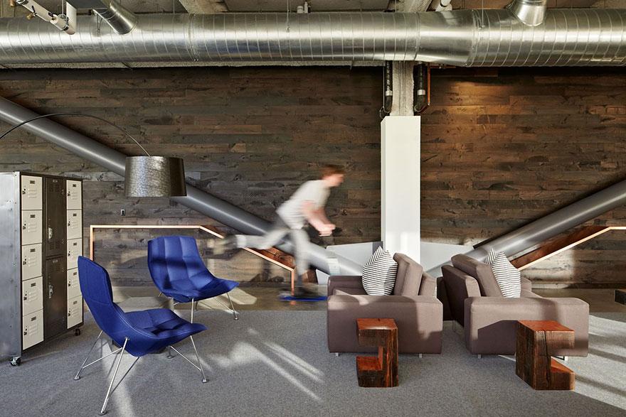Dropbox oficinas lugar de trabajo