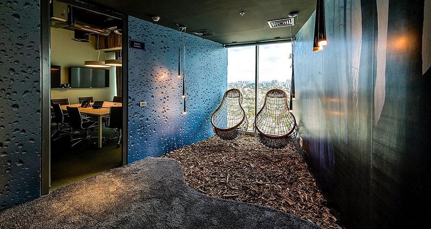 Los Mejores Diseños de Oficinas en Conocidas Empresas del Mundo 9