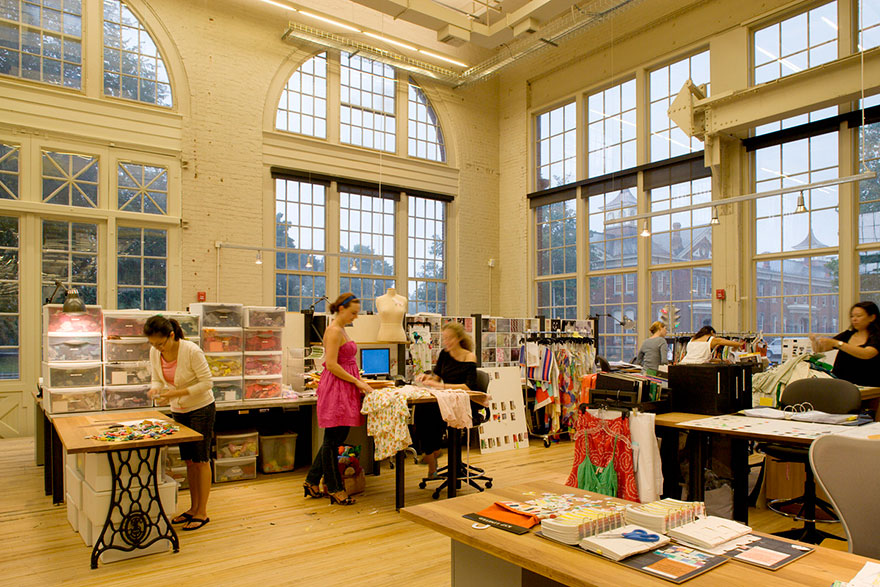 Urban Outfitters oficinas