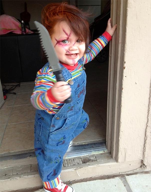 Chucky el de verdad