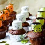 Cupcakes de Halloween 30 Ideas Terroríficas para el Postre