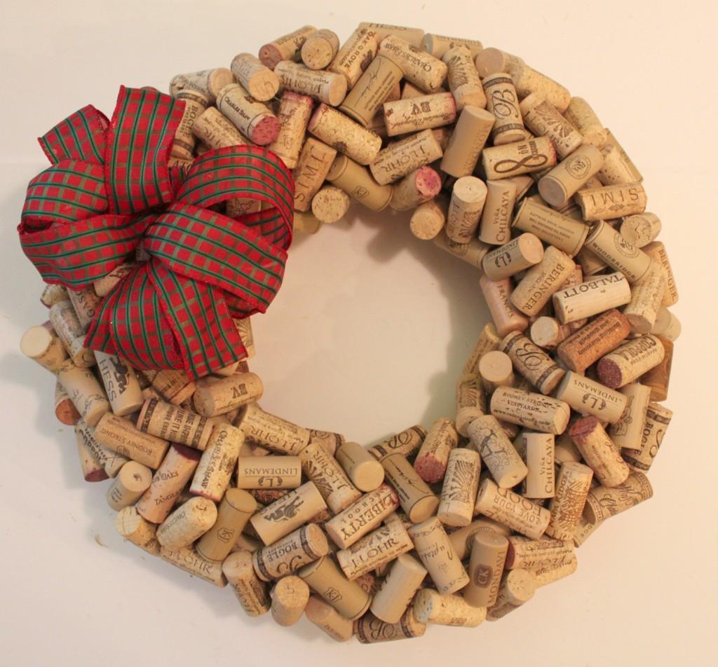 Corchos diY NAvidad
