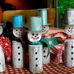 DiY's de Navidad con Tapones de Corcho