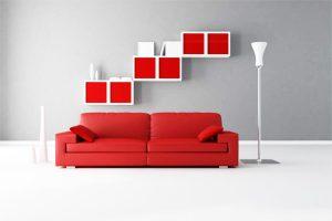 Catálogo de decoración minimalista