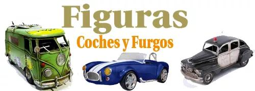 Figuras de Coches y Furgonetas-originales-para-decoracion