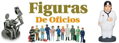 Figuras de oficios y profesiones