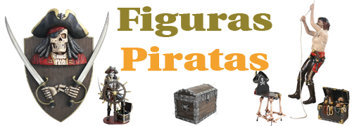 Figuras de piratas y corsarios