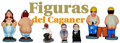 Figuras del Caganer
