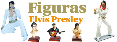 Figuras Elvis Presley