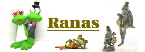 Colección de Ranas
