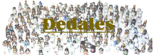 Colección de dedales