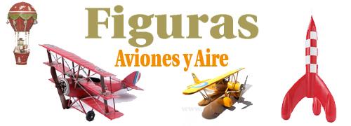 figuras Aviones Aeroplanos naves y objetos voladores