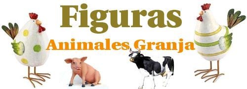 Figuras de Animales de Granja