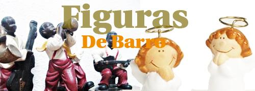 figuras de Barro, Arcilla o cerámica