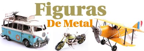 Figuras de Metal