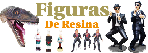 Figuras de Resina