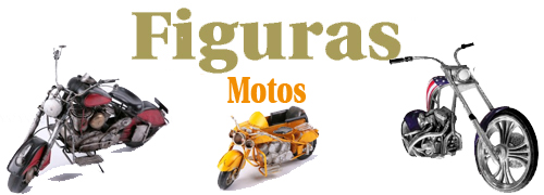 Figuras de Motos originales