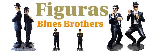 figuras the Blues Brothers