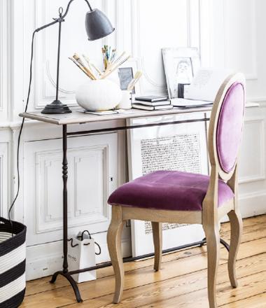 Muebles de estilo vintage