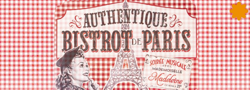 Authentique Café Bistrot de París