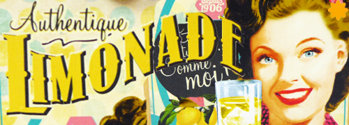 Authentique Limonade desde 1906