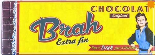 Chocolat Original Brah extra fin