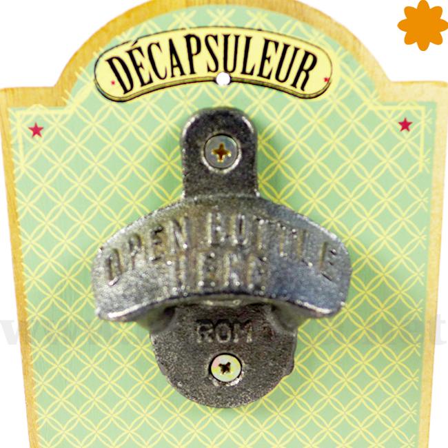 abre botellas Bistrot La Moustache