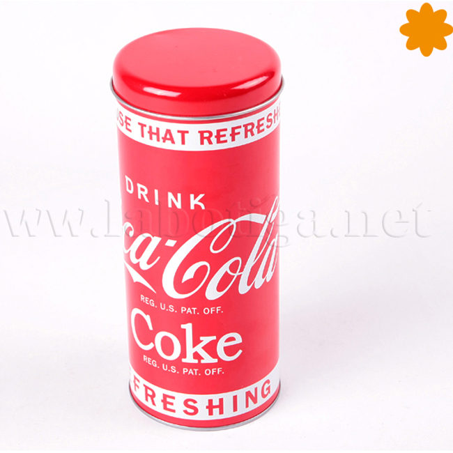 Bote de lata Drink Coca Cola