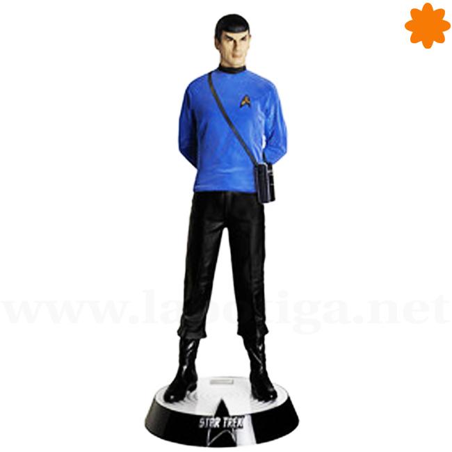 Capitán Spock réplica de tamaño real para decorar en eventos y fiestas