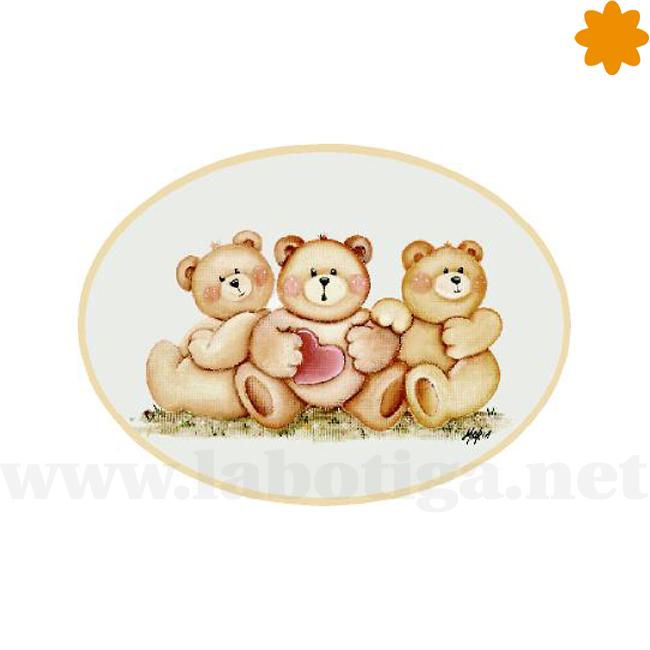 cartelde3 osos amorosos
