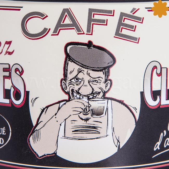 Cenicero para mesa temática Café