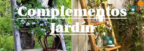 Complementos de jardín