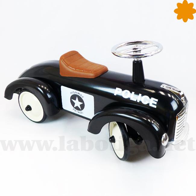 coche de policia andador