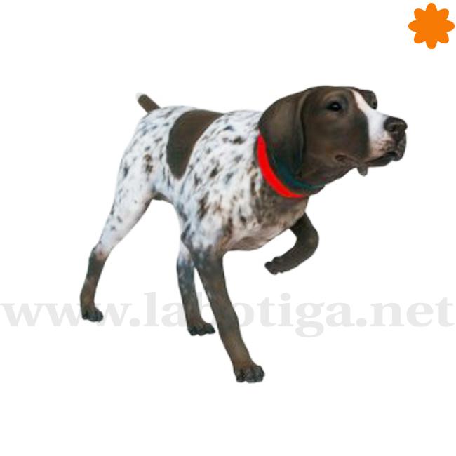 Figura perro pointer inglés