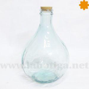 garrafa cristal grande 13 litros