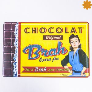 individual brah chocolat