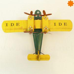 Avión de 4 hélices IDE