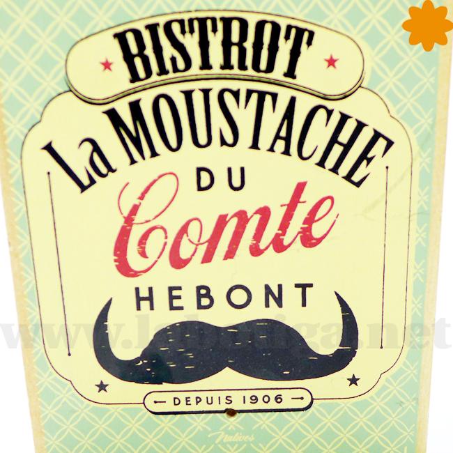 Abridor Bistrot La Moustache