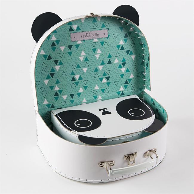 maleta grande panda