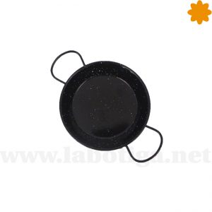 mini paellera de15 cm ideal para servir tapas