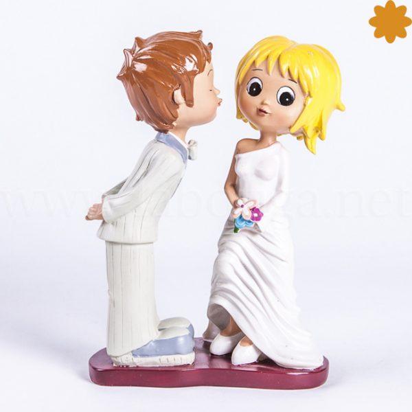 novios para celebracion de una boda