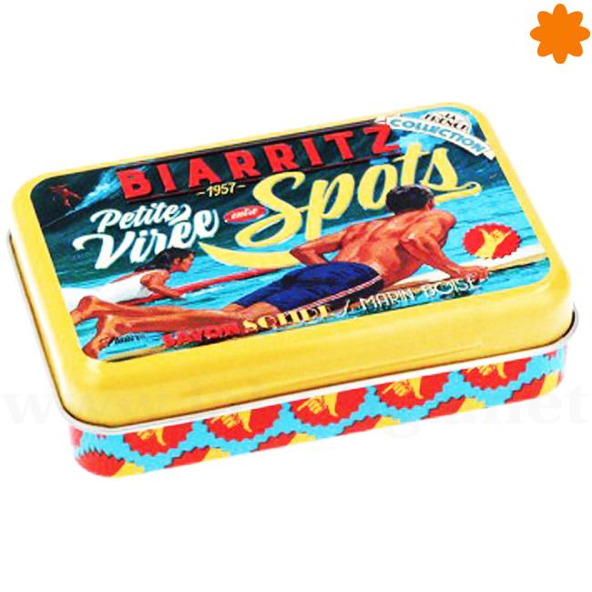 Pastilla de jabón con aromas del mar para regalar a un surfista